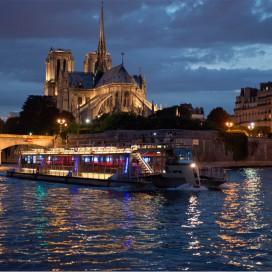 Foto : JP Salle / Bateaux Parisiens