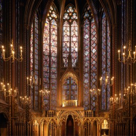Foto : Sainte-Chapelle / D.Bordes