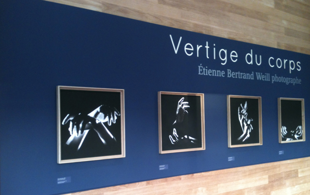 """Abertura da exposição """"Vertige du corps"""" de Etienne Bertrand Weill"""