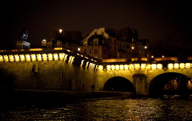 Um ângulo diferente de onde Paris merece ser vista